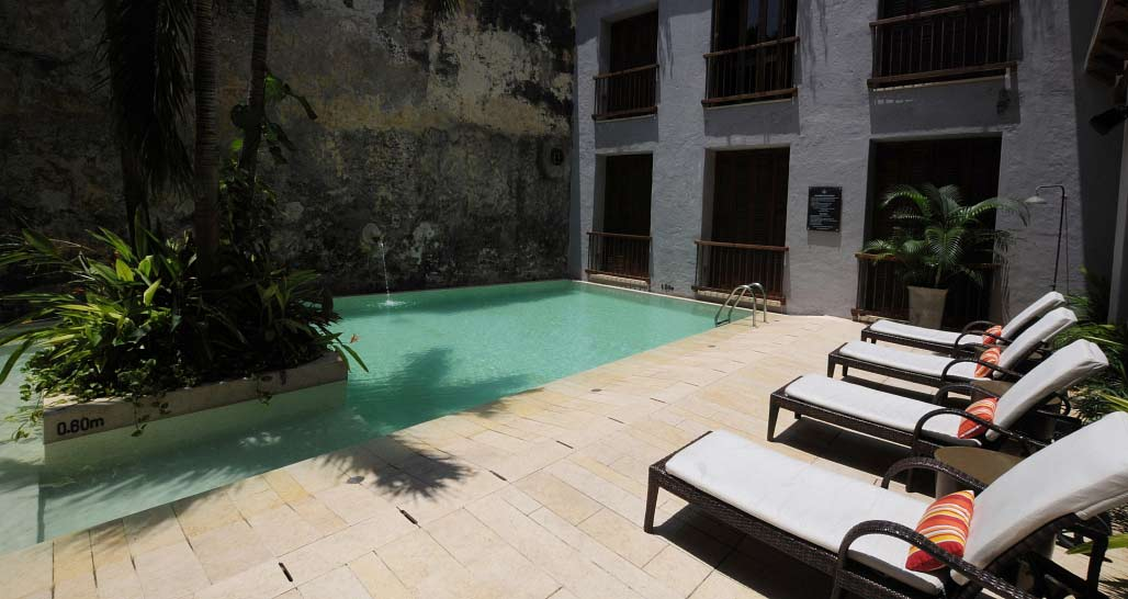 Ananda Hotel Boutique, Cartagena