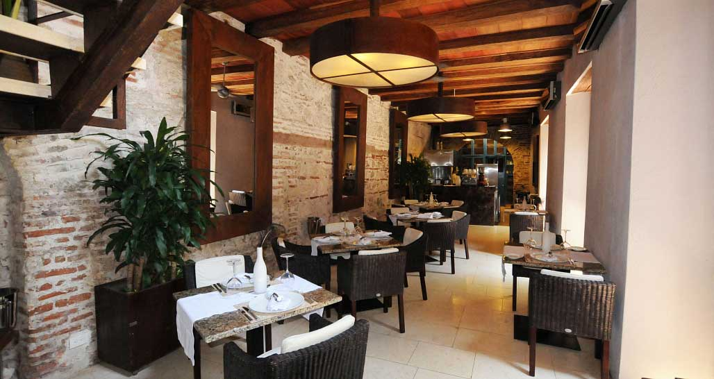 Ananda Hotel Boutique, Cartagena - restaurant