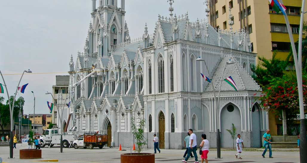 Cali cathedral