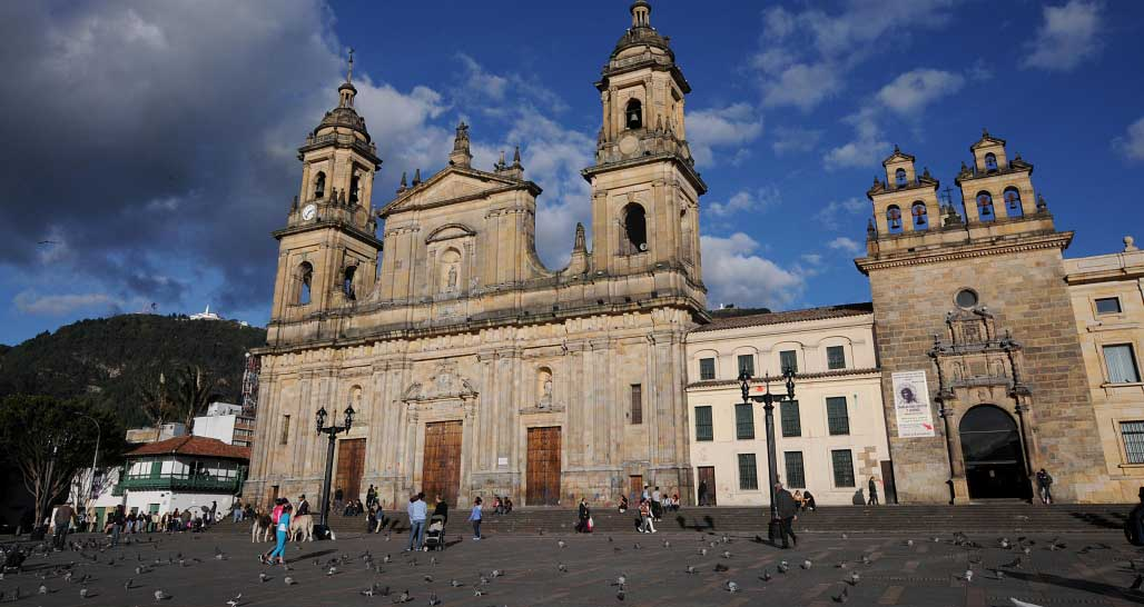 The Cathedral, La Candelaria, Bogota