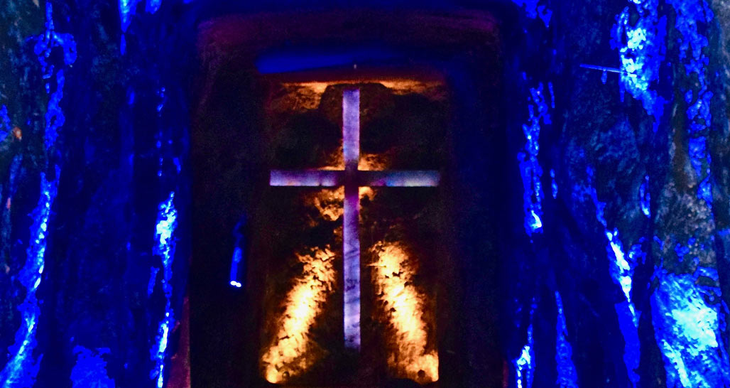 Salt Cathedral, Zapiquira