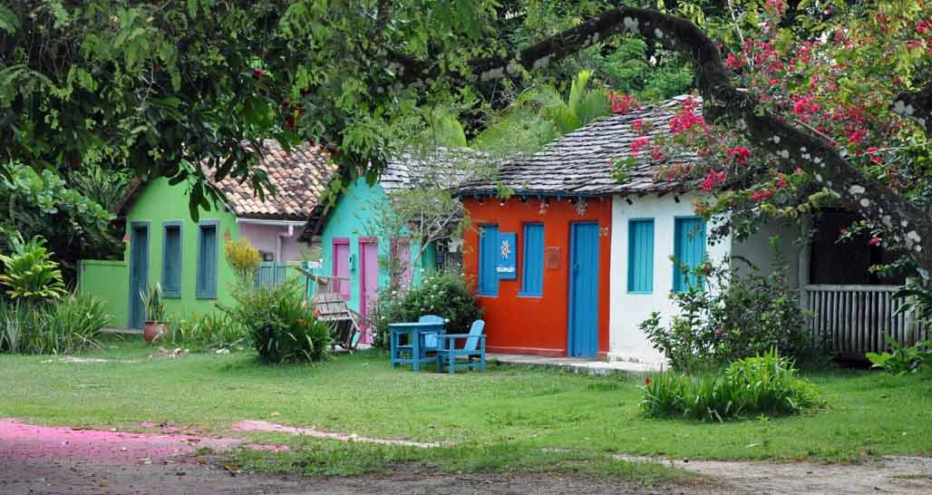 Trancoso, The Quadrado (Square)