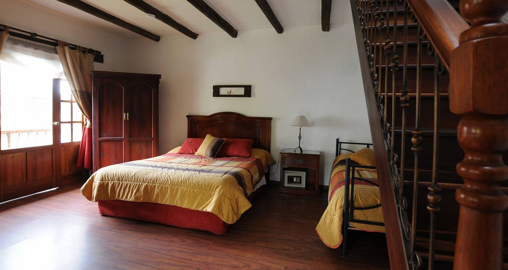Caballo Campana - double room