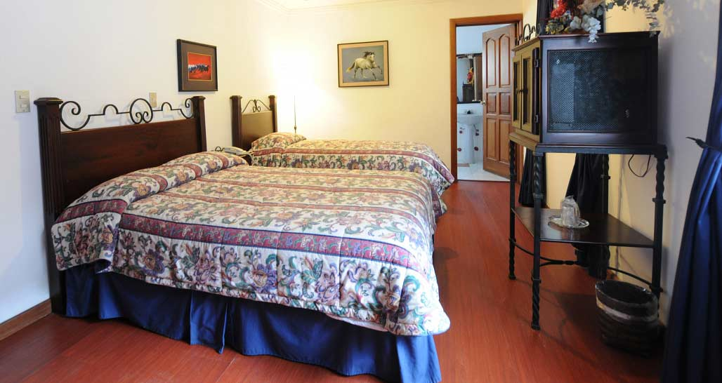 Caballo Campana - twin room