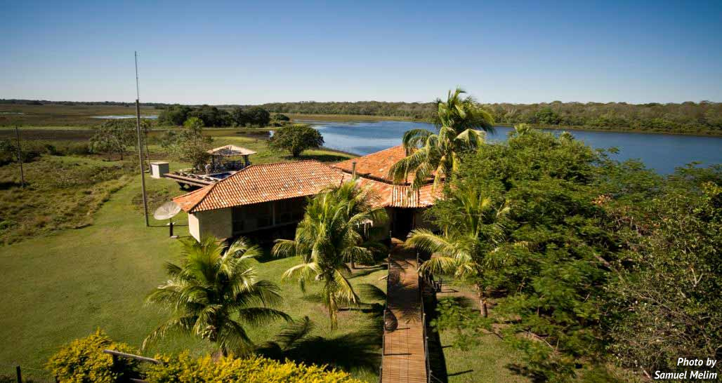 Caiman Ecological Refuge - Baizinha Lodge