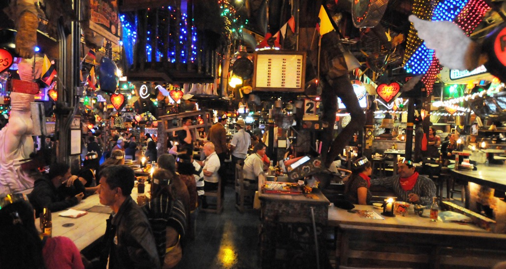 Andres Carne de Res, Colombia