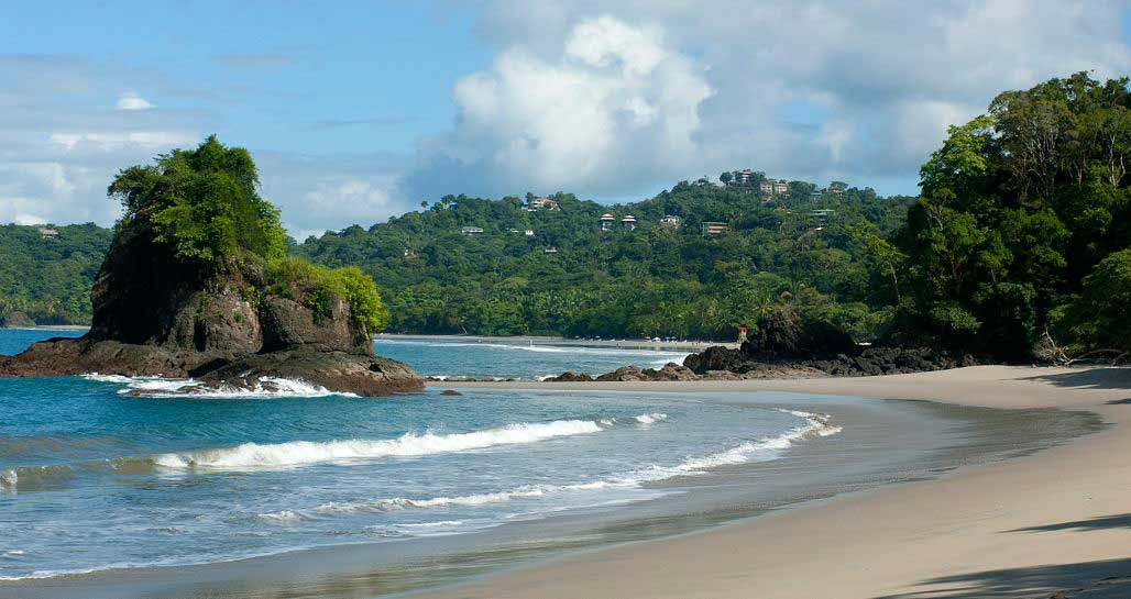 Manuel Antonio, Pacific Coast