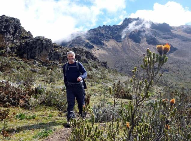 Hiking in Cotapaxi National Park