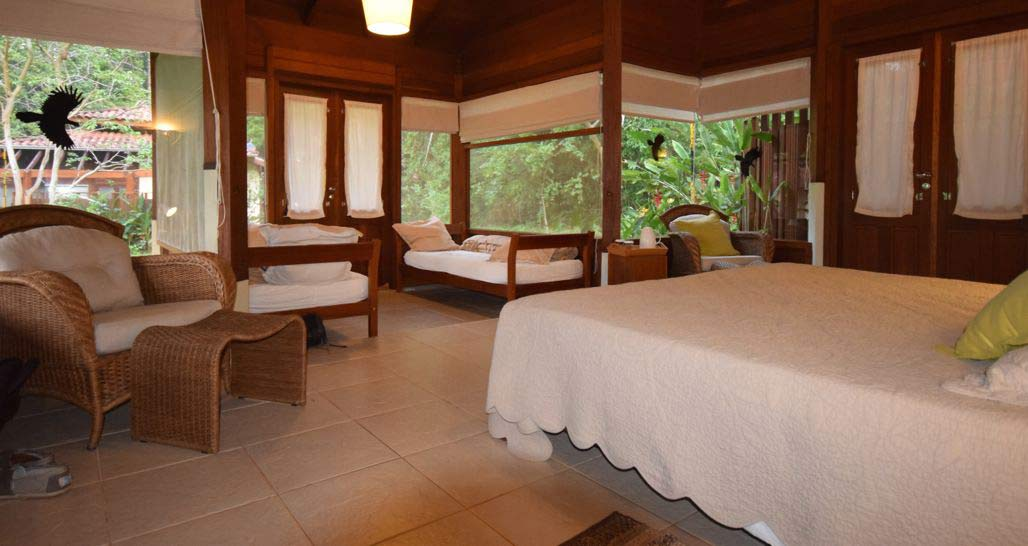 Cristalino Lodge - Special Bungalow Bedroom
