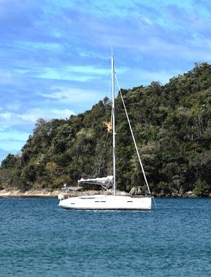 Yacht Charters on Brazil's Costa Verde by Paraty