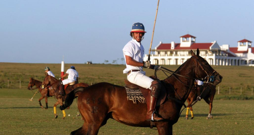 Polo at Estancia Vik