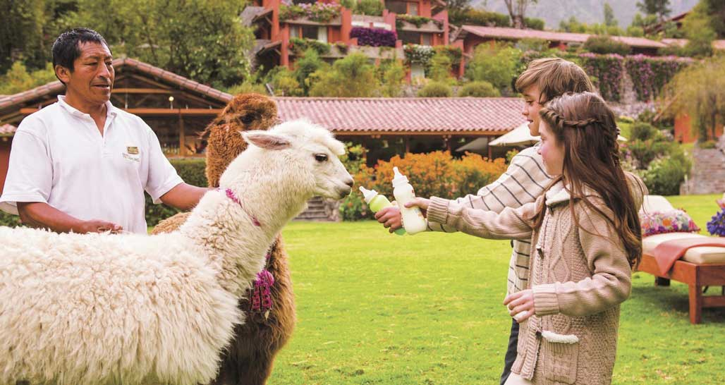 Family Fun in Peru's Sacred Valley