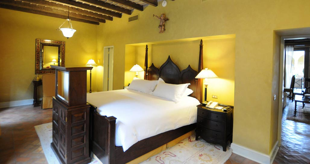 Hotel Monasterio - Royal Suite