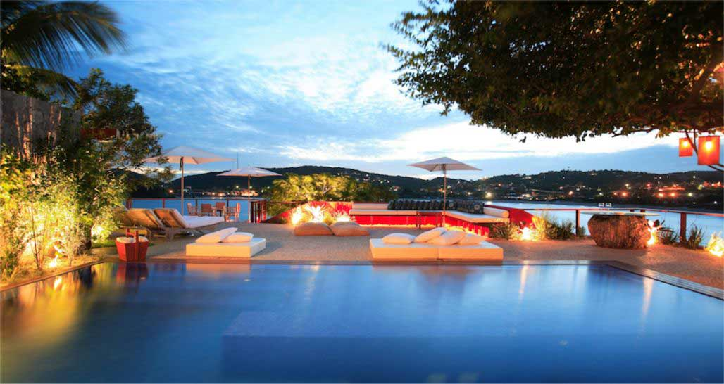 Hotel Insolito - freshwater pool