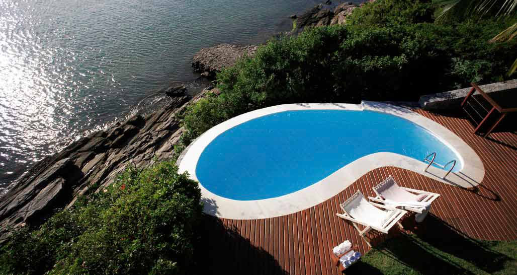 Hotel Insolito - salt water swimming pool