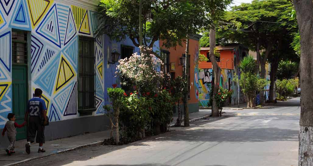 Barranco - an artsy area with a bohemian twist, Lima