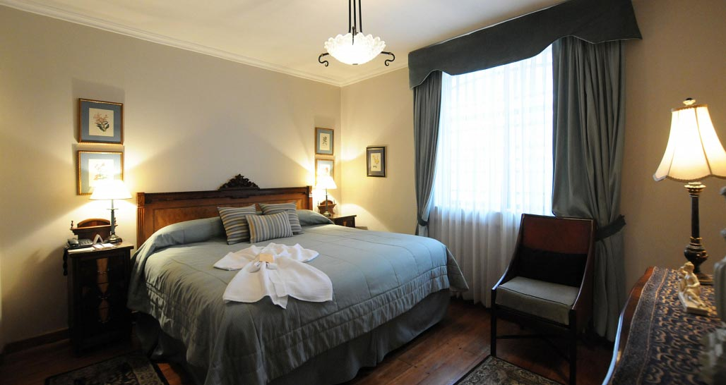 Mansion Alcazar, double room