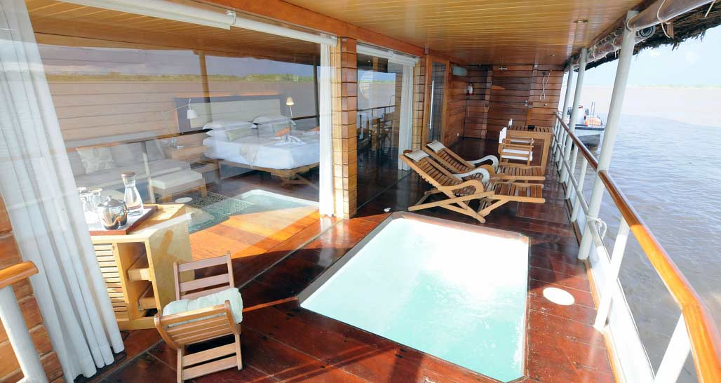 Delfin 1 - Dolphin suite - private terrace and pool