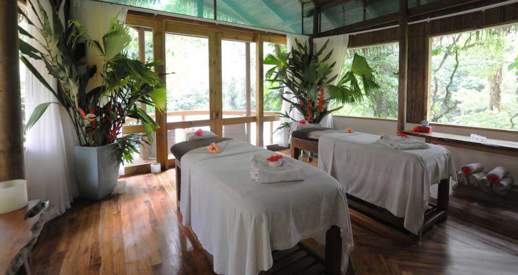 Pacuare Lodge - The Spa