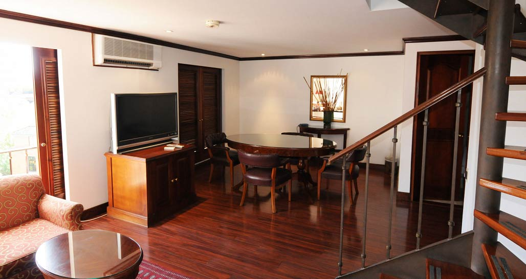 Park 10, Medellin - duplex luxury suite