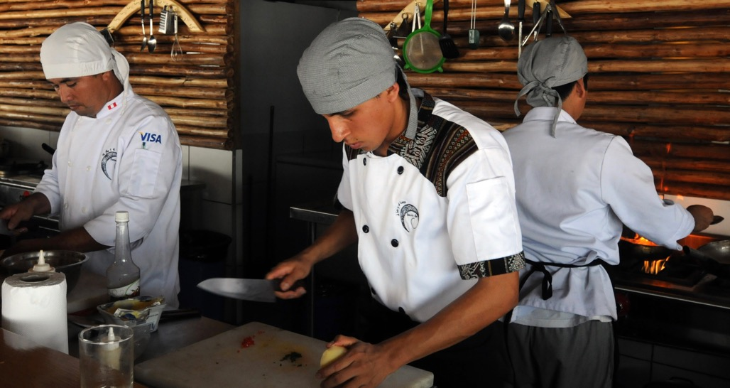 The young generation of chefs is helping to fuel Latin America's food revolution