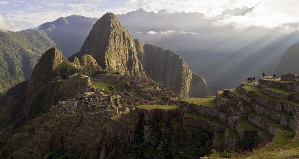 Machu Picchu, Peru - one of the new Seven Wonders of the World