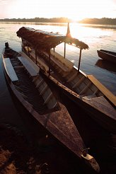 Canoes, Amazon