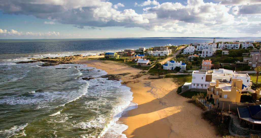 Beaches near Jose Ignacio