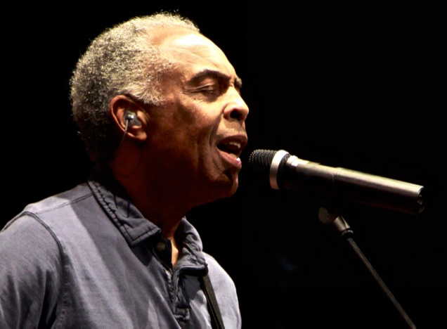Gilberto Gil, born in Ituaçu, Chapada Diamantina
