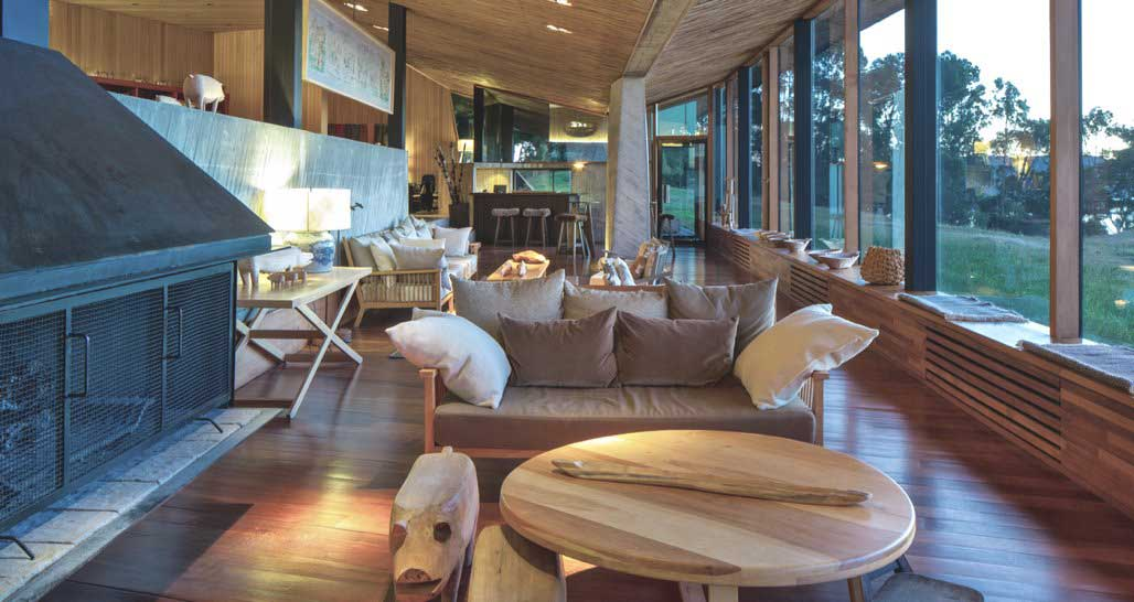 Tierra Chiloe  - lounge