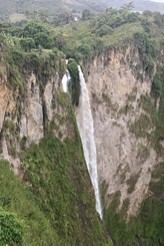 Waterfall Bordones Colombia