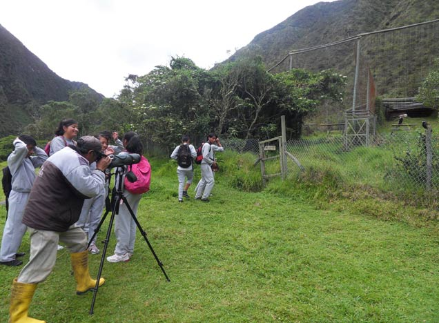 Photographers at Zuleta